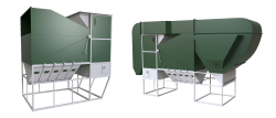 Separatory Do Zboża 50-100 t/h