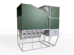 Separator Do Zboża  Typu Otwartego 200 t/h