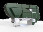 Separator Do Zboża Typu Zamkniętego 25-50 t/h COK-50